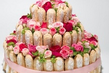 So Many Wedding Cakes  / Corston Couture - The Wedding Cake, the center piece at every wedding, well here are some cakes to inspire your choice....we wish you well trying to choose just one!!!...we know we couldn't, that is why there are so many on this board.