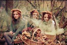 Ideas-Mythical Weddings