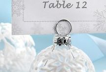 Ideas-A Christmas Wedding