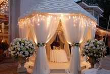 Chuppahs and Abours / Chuppahs and Arbours are so wonderful for defining the special place a Bride and Groom will become man and wife....especially if the ceremony is out doors or in a function room.....we hope you enjoy this beautiful selection