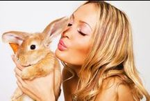 Cruelty Free! / No animals should suffer for us to be beautiful! We support PETA!