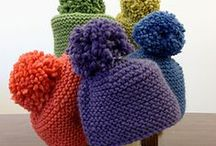Learn how to Knit and Crochet / by Lisa Purko
