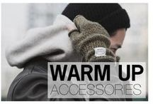 WINTER ACCESSORIES / Look cool, Stay warm / by Style Girlfriend