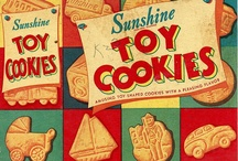 Good Old Days / Foods and drinks, sweets and snacks and other goodies from my childhood in the 1950s and early 1960s / by Terrie True