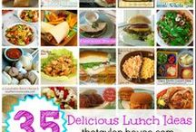 """Inspired Lunches / We're pinning posts that fit the description """"Inspired Lunches."""" To be added as a contributor to this board, leave a comment in any of the pins below and we'll invite you to pin."""