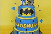 Batman Birthday / by Lisa Purko