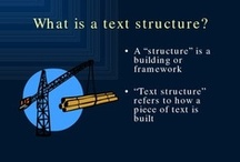 Non-fiction Text Structure / by Suzanne Roberts