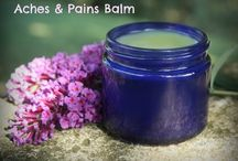 The Balm! / Recipes, tips, tricks, and ideas for making salves, balms, lotions, body scrubs, shampoos, and other concoctions for personal use. / by Christy Aliff