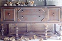 The Modern Cottage Company Furniture / Alison Bryan is the designer/furniture painter of The Modern Cottage Company