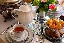 "Tea Time /  The ""beautiful Tea"" experience....   / by Dawn Bohrn"