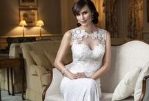 """Corston Couture's """"The Langham Collection"""" / An sample of the 2013 Collection of Corston Couture's Bridal Gowns"""