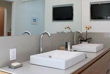 Home - Bathroom / by Vincent Dumont
