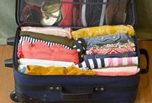 Travel / what to pack,  how to pack / by Lauren Eich