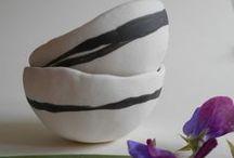 My Wabi-Sabi Ceramics / My take on the Zen inspired ceramics.