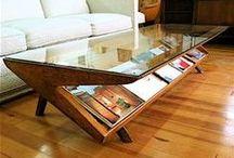 COFFEE TABLE IDEAS / ideas for coffee table design.