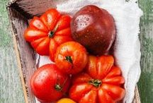 Grow Tomatoes! / Tips and tricks that will help you grow terrific tomatoes this season! Discover more at http://www.burpee.com/vegetables/tomatoes/