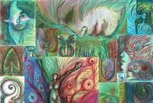 SoulTouchColoringJournals / SoulTouch Coloring Journals created by Deborah Koff-Chapin.