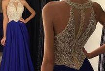 Vestido de festa longo / vestidos simplemente divinos