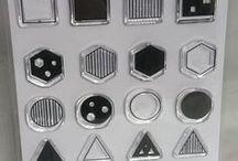 SHAPE YOUR WORLD - Stamp Inspiration / bringing our Imagine Design Create stamp range to life