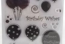 A5 & A6 BIRTHDAY BALLOONS - Stamp Inspiration