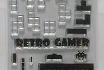 RETRO GAMER |GAMER QUOTES- INSPIRATION