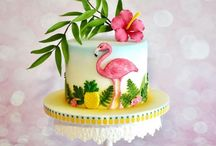 Cake decorating / The best dressed cakes in town