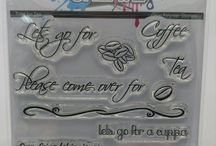 TIME FOR TEA A6 & A7 STAMPS - inspiration