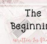 Writing In Pink - My Bujo