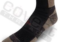 Physical Training (PT) and Running Socks / PT socks, perfect for all Physical Training (PT) Choose from our various PT socks: Mini Crew, Crew, LoCut Running Sock, Endurance, Outdoor X-Trainer ad Covert X-fit!