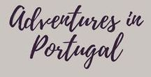 Adventures in Portugal / Portugal is a fantastic place to explore with its hilltop castles, cobblestone villages, dramatic walled towns and captivating cities.  Not only is it a beautiful country but the good quality food, wine, port (which is no surprise) and custard tarts are an additional draw! Here is my guide on what you need to know, what to see in Portugal, how to plan and much more.