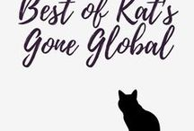 The Best of Kat's Gone Global / All the best blog articles from Kat's Gone Global.  Travel guides, things to eat, things to do, places to see, places to stay, and much more.