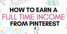 How To Become A Pinterest Virtual Assistant / If you've ever considered becoming a VA for Pinterest then this boards for you..