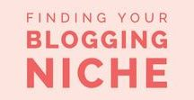 Niche Ideas For Your Blog / Having trouble thinking of a niche? Here are some cool ideas...