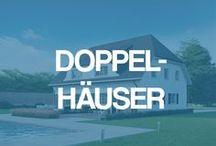 Doppelhäuser - Grundrissideen für Ihr massives Doppelhaus / Viel Raum für zwei kleine und große Familien: Hier erfahren Sie, welche Grundrissideen wir für Ihr massives Doppelhaus bzw. Ihre Doppelhaushälfte vorbereitet haben.