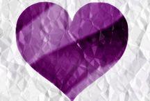 Purple / by Amanda Pratt