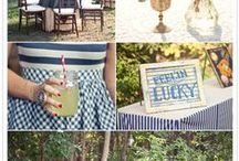 Pretty décor ideas for events (big and small) / by Janine Langheim
