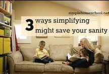 Organization Tips / by Jenn T {The Purposeful Mom}