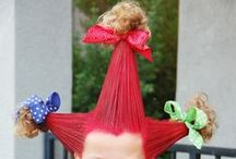 Crazy Hair Styles