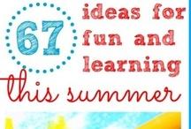Summertime Activities for Kids / by Jenn T {The Purposeful Mom}
