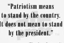 100% American Patriot / by Sandi Grove
