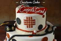Gallery Party Cakes / Our works of art are the perfect finale to any occasion.
