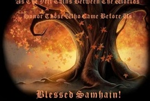 Samhain/Halloween / by Sandi Grove