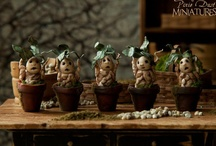 Miniature ~ Furnishings & Other Accessories / by Sandi Grove