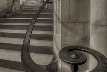 my love affair with stairs. / by Nancy Anderson-Herrell