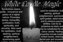 Candle Magick / by Sandi Grove