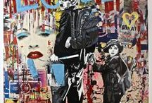 STREET ART: World / by Julie Cordner