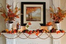 Holiday: Thanksgiving Tablescapes / by Stephanie Craig