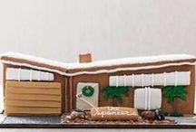 Holiday: Gingerbread DIY / by Stephanie Craig