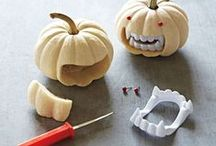 Halloween / Being crafty and decorating for Halloween; sweet, spooky and everything in between.
