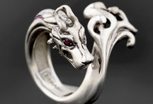 MW_Jewelry (Rings, Necklaces, Amulets) / by Christopher Henson